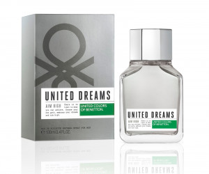 BENETTON UNITED DREAMS MEN AIM HIGH EDT 100ML WODA TOLETOWA