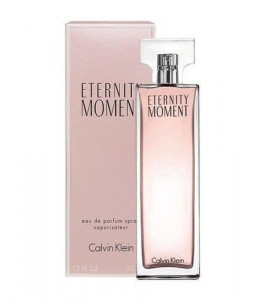 CALVIN KLEIN ETERNITY MOMENT EDP 100ML WODA PERFUMOWANA