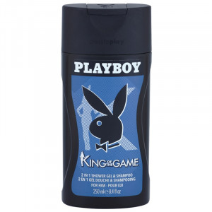 PLAYBOY KING OF THE GAME FOR HIM ŻEL P/P 250ML