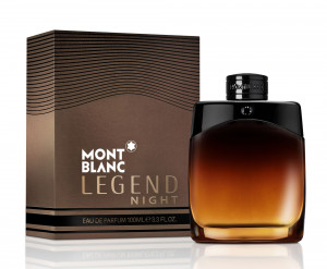 MONT BLANC LEGEND NIGHT EDP 100ML WODA PERFUMOWANA TESTER
