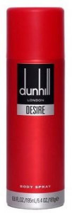 DUNHILL DESIRE FOR MAN DEZODORANT 195ML