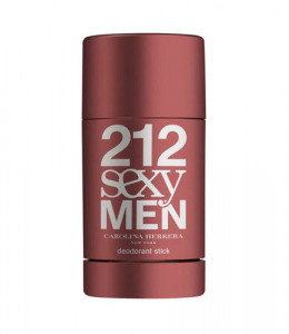 CAROLINA HERRERA 212 SEXY MEN DEZODORANT SZTYFT 75ML