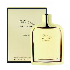 JAGUAR CLASSIC GOLD EDT 100ML WODA TOALETOWA