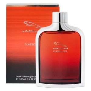 JAGUAR CLASSIC RED EDT 100ML WODA TOALETOWA