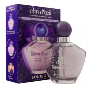 BOURJOIS CLIN D'OEIL SILVER DREAM EDT 75ML