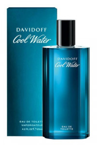 DAVIDOFF COOL WATER EDT 125ML WODA TOALETOWA TESTER