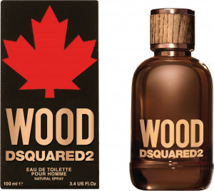 DSQUARED2 WOOD FOR HIM EDT 100ML WODA TOALETOWA TESTER