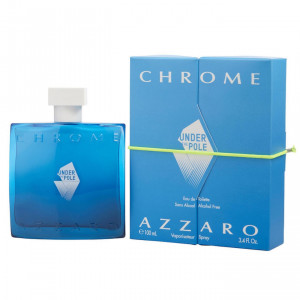 AZZARO CHROME UNDER THE POLE EDT 100ML WODA TOALETOWA TESTER