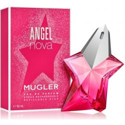 THIERRY MUGLER ANGEL NOVA EDP 50ML WODA PERFUMOWANA REFILLABLE