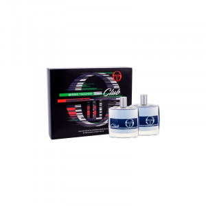 SERGIO TACCHINI CLUB EDT 100ML + ASH 100ML