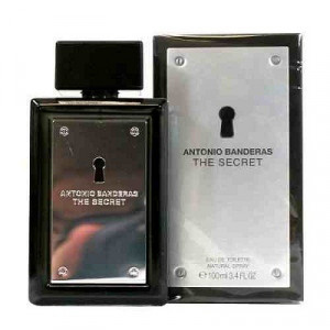 ANTONIO BANDERAS THE SECRET EDT 100ML WODA TOALETOWA TESTER