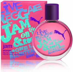 PUMA JAM WOMAN EDT 60ML WODA TOALETOWA TESTER