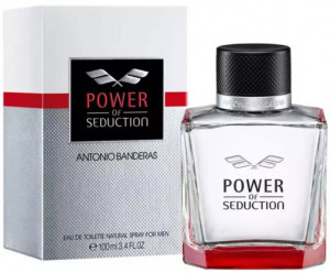 ANTONIO BANDERAS POWER OF SEDUCTION EDT 100ML WODA TOALETOWA