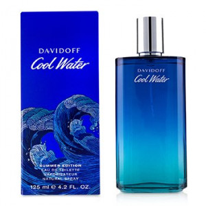 DAVIDOFF COOL WATER MAN SUMMER EDITION 2019 EDT 125ML WODA TOALETOWA TESTER