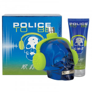 POLICE TO BE MR BEAT EDT 75ML + ŻEL P/P 100ML